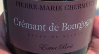 Parliamo di quanto è buono il Crémant de Bourgogne di Pierre-Marie Chermette (e anche un po' di prezzi)