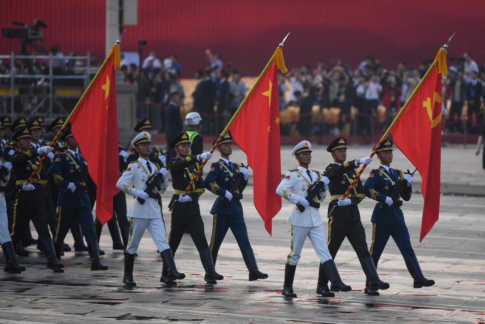 I 70 anni della Repubblica popolare cinese