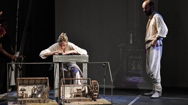 Nuovo spettacolo prodotto dal Teatro Parenti di Milano.