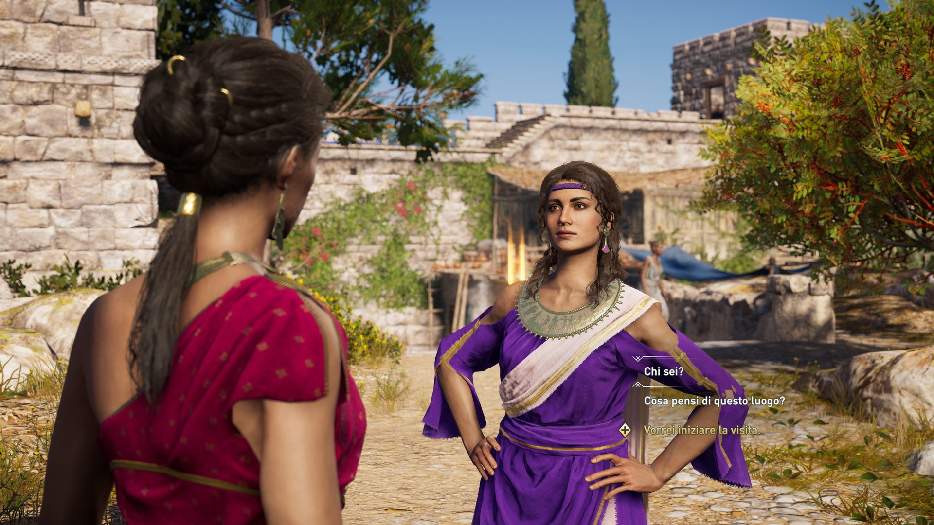 Assassin's Creed Odyssey: le foto del Discovery Tour