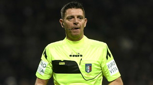 Serie A, sarà Rocchi a dirigere il big match tra Inter e Juventus