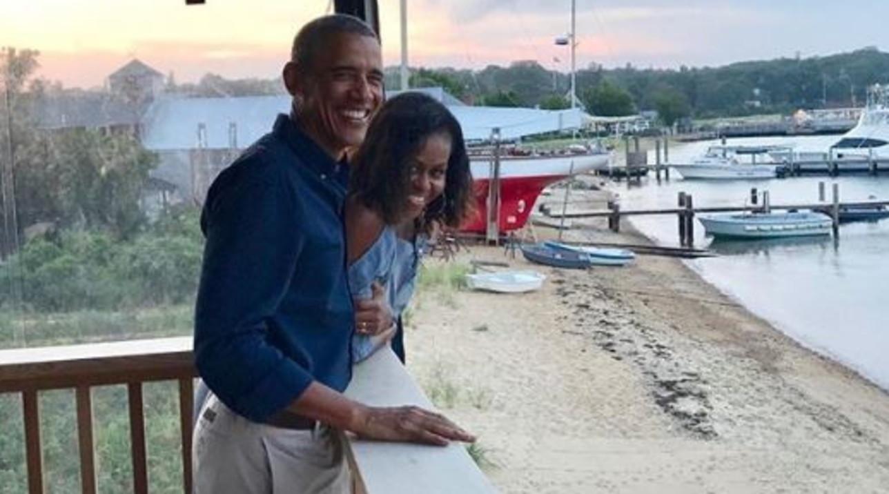 Barack Obama e Michelle, auguri social per i 27 anni insieme