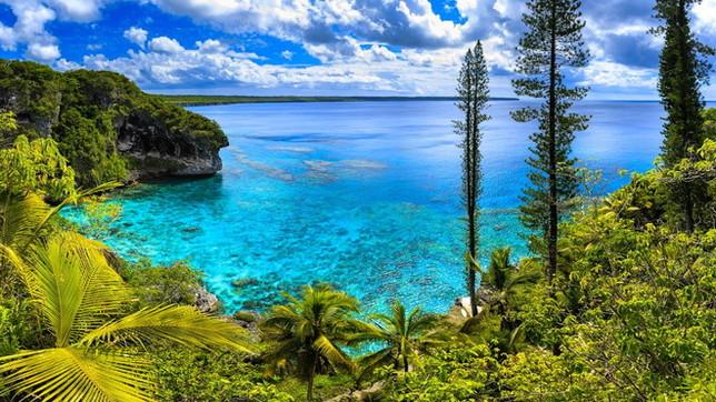 Nuova Caledonia: immensa laguna blu del Pacifico