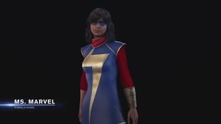 Marvel's Avengers, il dietro le quinte di Kamala Khan