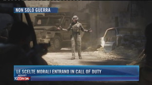 Le scelte morali entrano in Call of Duty