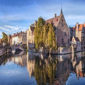 La medievale Bruges, caleidoscopio di capolavori
