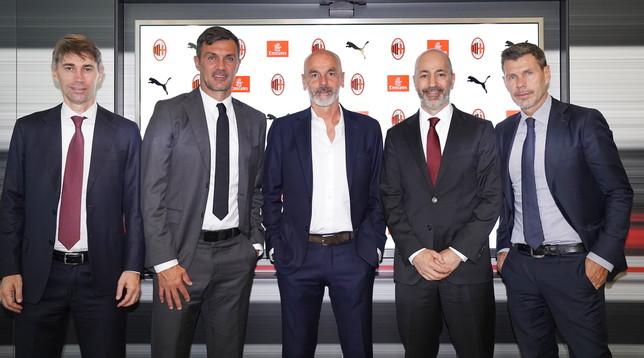 """Milan, Pioli si presenta: """"Voglio intensità e spregiudicatezza"""""""