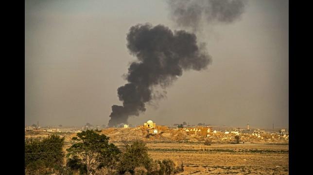 La Turchia lancia l'offensiva militare in Siria