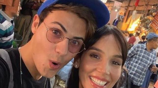 Paola Di Benedetto e Federico Rossi in vacanza dopo la crisi