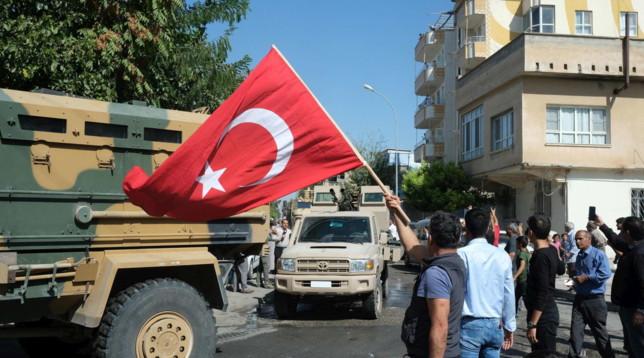 L'esercito turco nel nord della Siria: iniziate operazioni militari