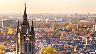 Olanda: week end a Delft, nella patria di Vermeer e delle ceramiche blu