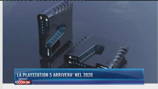 La Playstation 5 arriverà nel 2020