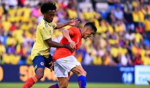 Inter, per Sanchez lussazione della caviglia: il rientro è una incognita