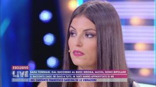Sara Tommasi: