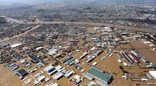 Giappone, sale il bilancio del tifone Hagibis: 42 morti