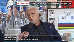 """""""Mattino Cinque"""", il primo dirigente accusa Mario Cipollini: """"Mi minacciò con una pistola"""""""