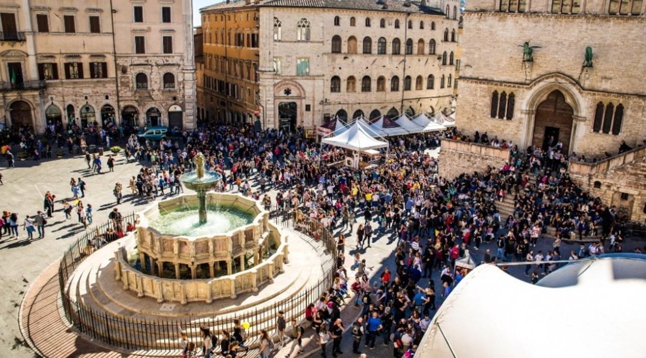 Perugia attacca bottone con Eurochocolate