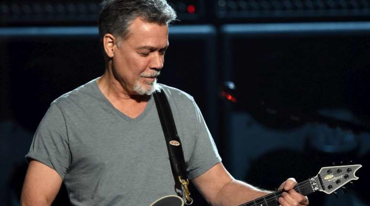Eddie van Halen, da oltre vent'anni lotta contro un tumore