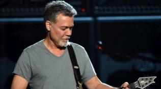 Eddie van Halen lotta contro un tumore a lingua e gola: