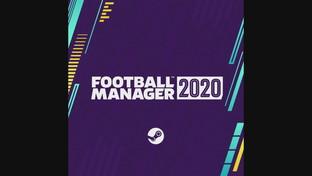 Football Manager 2020, il trailer della data di lancio