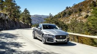 Nuova Jaguar XE 2020, stile e tecnologia