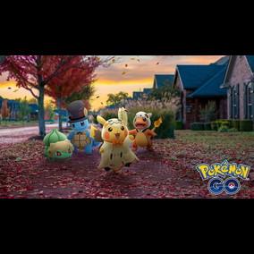Pokémon GO: in arrivo per gli utenti un evento a tema Halloween davvero adorabile