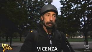 """Vicenza, nuova aggressione per Vittorio Brumotti: """"Ti spacco la telecamera"""""""