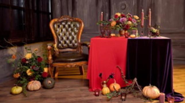 Casa: idee scenografiche per portare l'autunno in tavola