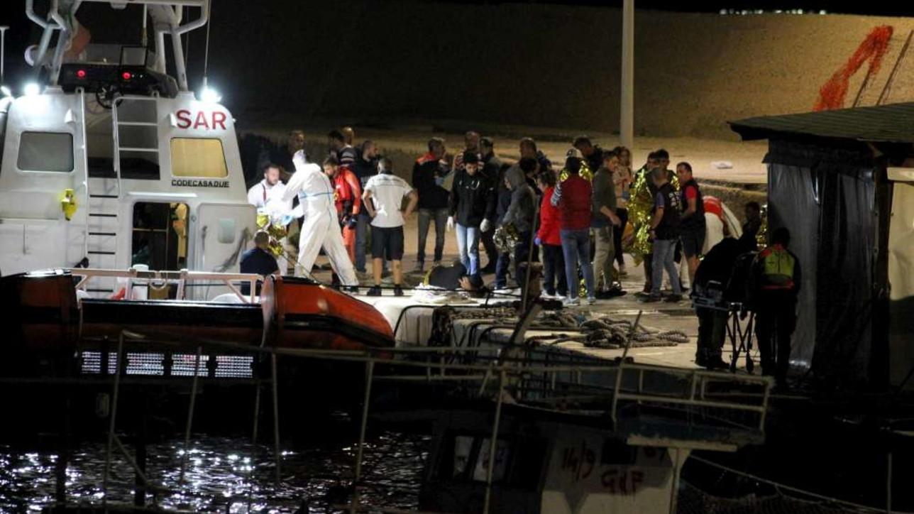 Migranti, naufragio a Lampedusa: morti e dispersi