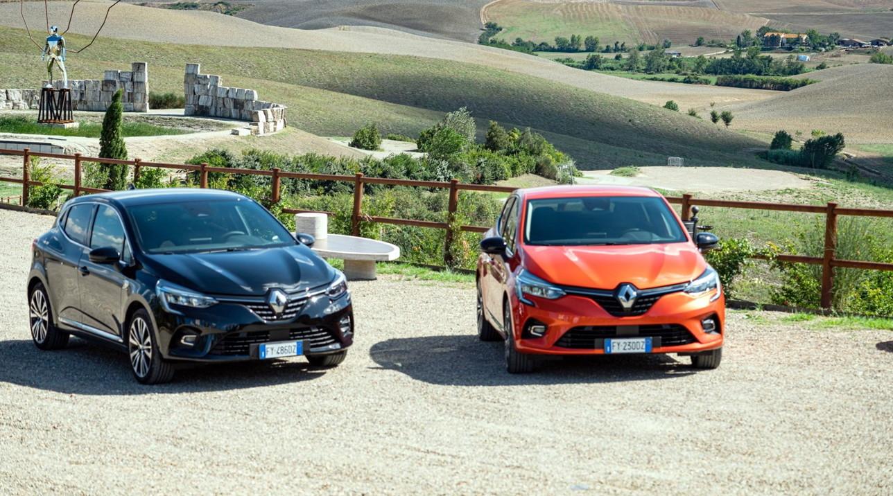 Ecco la nuova Renault Clio