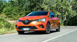 Renault Clio 2020, aggiornamento in grande stile
