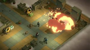 Spaceland, un videogioco strategico dalle tinte sci-fi a portata di mano