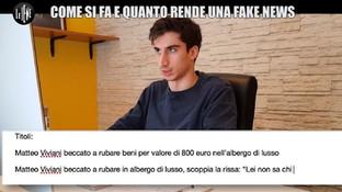 """Le Iene"", fake news su Facebook: ""Ecco come lanciare una bufala sul web"""