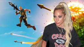 Fortnite: Lady Gaga chiede cosa sia e il web le risponde