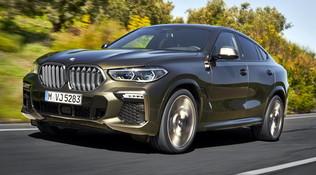 BMW X6, il pioniere dei Suv/Coupé si rifà il look