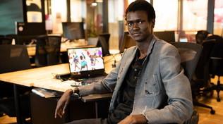 Da rifugiato a game designer con un unico scopo: un videogioco sulla pace nel mondo