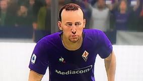 Franck Ribery scontento del suo aspetto in FIFA 20