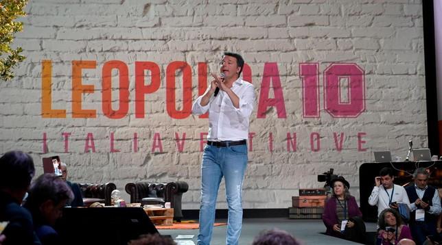 Renzi apre la Leopola 10: