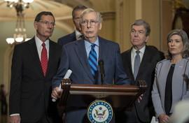 Usa, leader repubblicani Senato attacca Trump su Siria