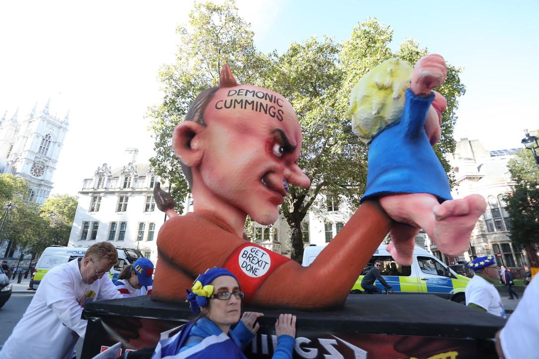 """Londra, torna in piazza il popolo anti-Brexit: """"Siamo un milione"""""""