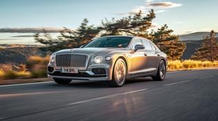 Bentley Flying Spur, nuova idea di lusso sportivo