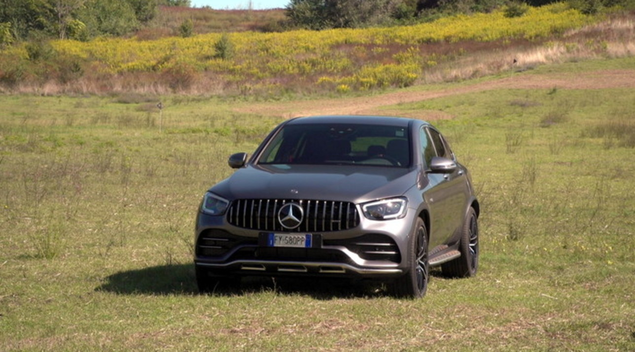 Il new look di Mercedes GLC