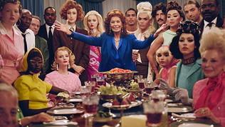 A cena da Sophia Loren, per un piatto di spaghetti