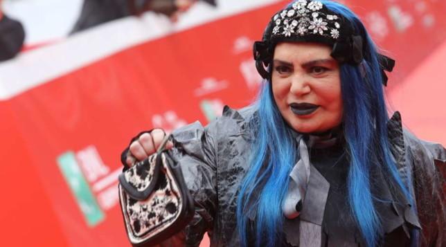 La Famiglia Addams sfila alla Festa del Cinema di Roma e Loredana Bertéè rock... da paura
