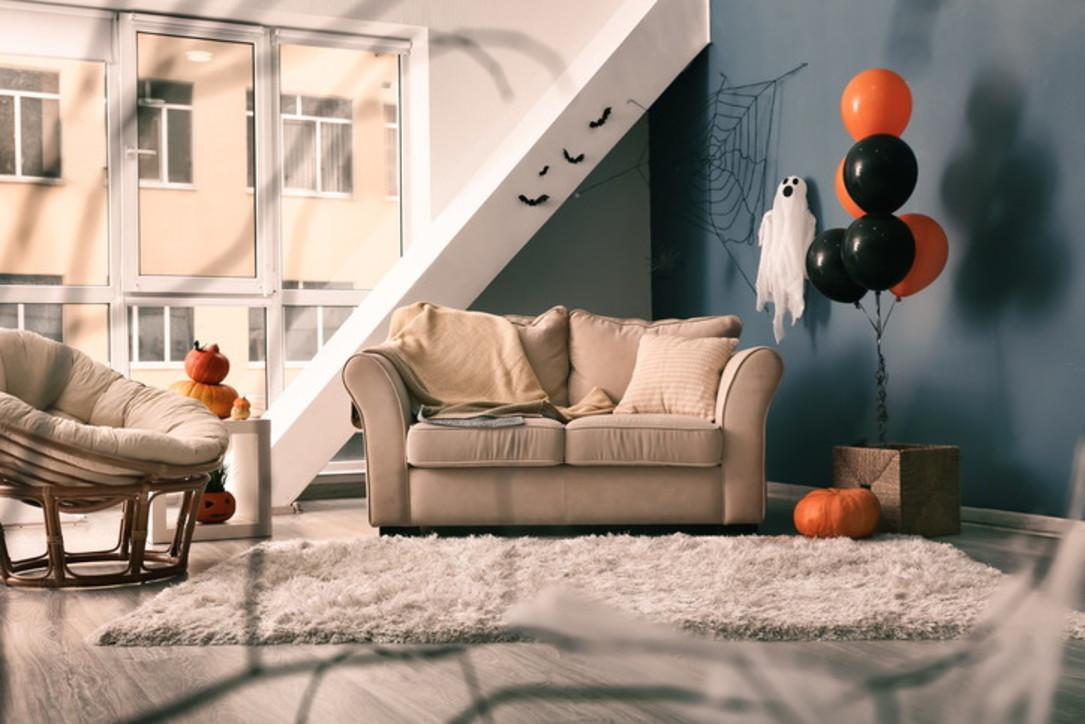 Halloween: cinque idee per una casa mostruosa