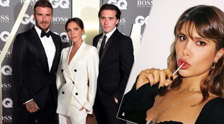 Per Brooklyn Beckham una fidanzata che è la copia di mamma Victoria