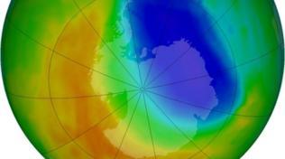 Clima, il buco dell'ozono è ai minimi storici dal 1982 ma è a causa del riscaldamento globale