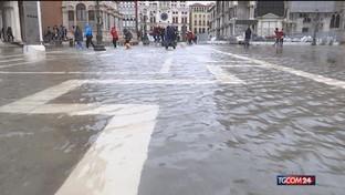 Venezia, in 149 anni il livello della Laguna è salito di 35 centimetri