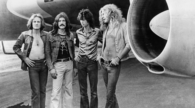 """Led Zeppelin II"" compie 50 anni: l'album che riuscì a detronizzare i Beatles"