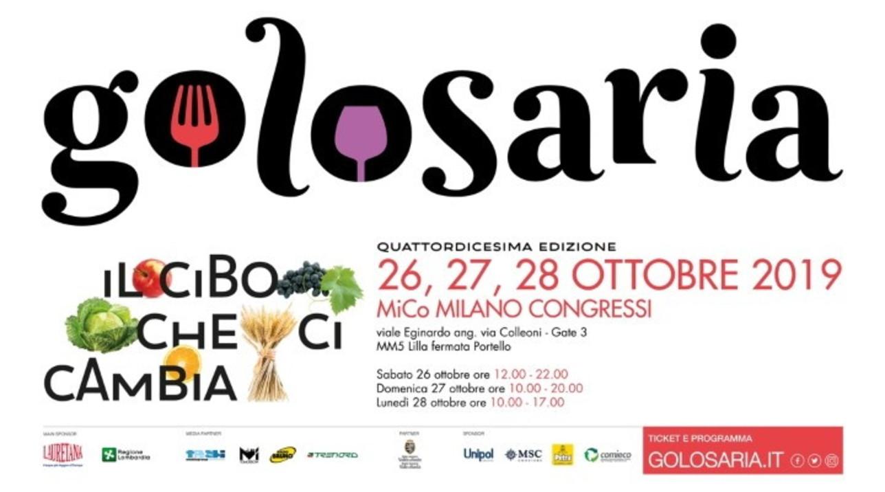 Milano è Golosaria